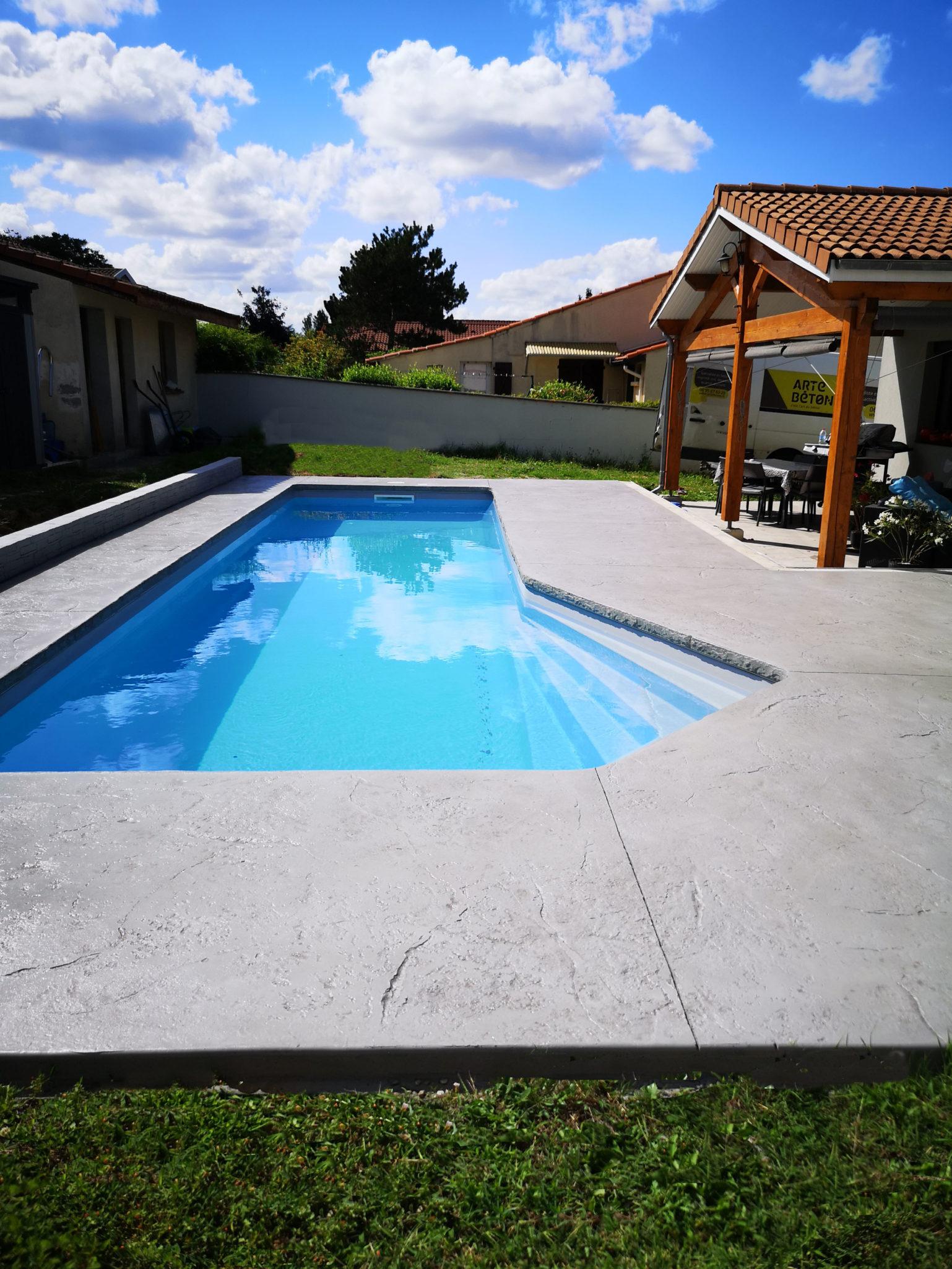 beton imprime Montauban